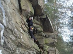 Rock Climbing Photo: 53