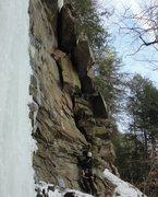 Rock Climbing Photo: 54