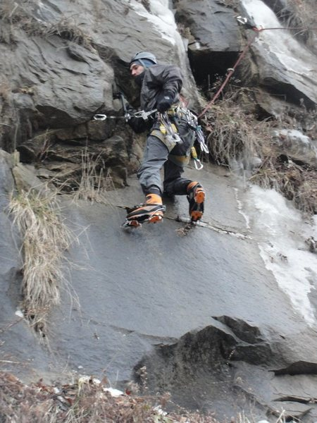 Rock Climbing Photo: 60