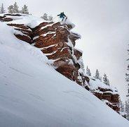 Rock Climbing Photo: East Vail King Arthurs
