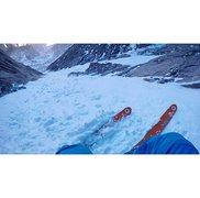 Rock Climbing Photo: Dark Star Mt. Meeker ski descent RMNP