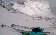 Rock Climbing Photo: Blanca Peak from the top!