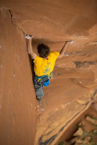 Rock Climbing Photo: Andrew Burr