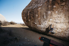 Rock Climbing Photo: Plain High Drifter