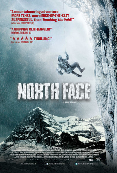 """North Face"" movie poster"