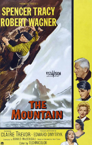 "Rock Climbing Photo: ""The Mountain"" poster"