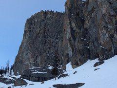Rock Climbing Photo: The Big Slab