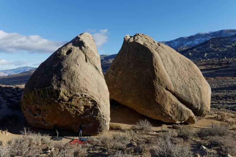 Rock Climbing Photo: The Peabodies