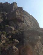 Rock Climbing Photo: Muela