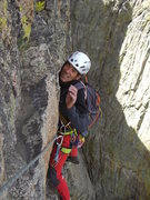 Rock Climbing Photo: El Flaco Manolo