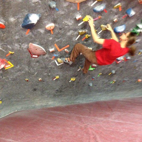 Beta Bouldering gym Flagstaff