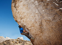 Rock Climbing Photo: Mandala