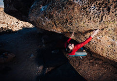 Rock Climbing Photo: The Orb