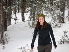 Rock Climbing Photo: Mount Charleston Snow Days