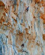 Rock Climbing Photo: TufaSizeMe