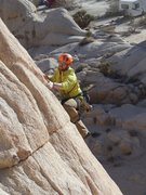 Rock Climbing Photo: Enjoy a cool January day on the Alpentine Wall.