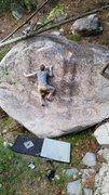 Rock Climbing Photo: step by step