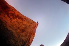 Rock Climbing Photo: Cryptic! Photo by Nick Millward!