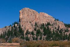 Rock Climbing Photo: GA Crag 2.