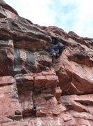 Rock Climbing Photo: Imperchable.