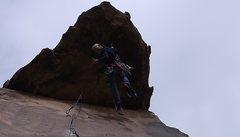 Rock Climbing Photo: Weeeeeeeeee!!!...