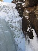 Rock Climbing Photo: Right side.