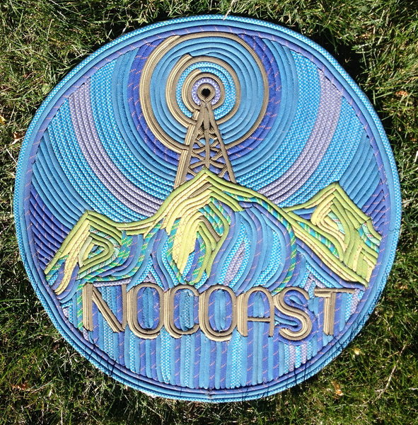The logo of the video production company NOCOAST out of Boulder, Co.