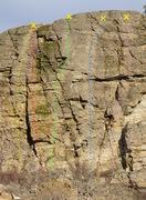Rock Climbing Photo: Wind Cries Mary area topo