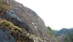 Rock Climbing Photo: Easy Street
