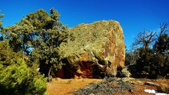 Rock Climbing Photo: Southie's south face.