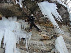 Rock Climbing Photo: 61