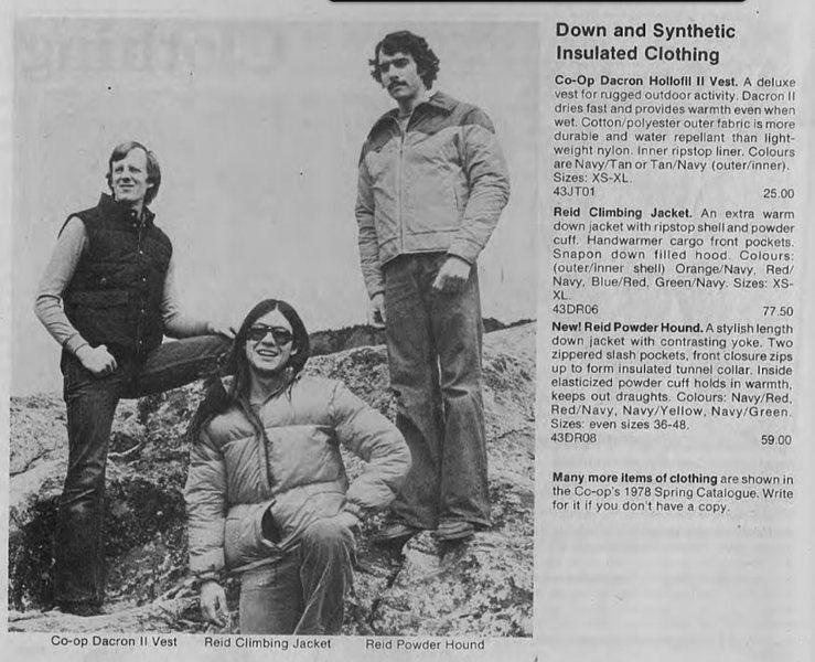 Mec 78/79 winter catalogue