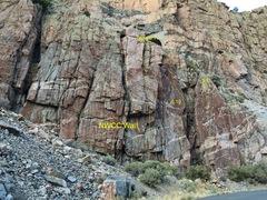 Rock Climbing Photo: NWCC Wall
