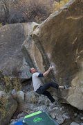 Rock Climbing Photo: Ryan Held