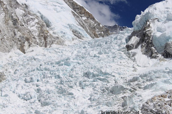 Rock Climbing Photo: Khumbu Icefall