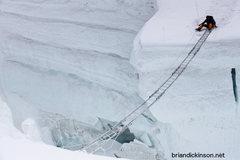 Rock Climbing Photo: Western Cwm