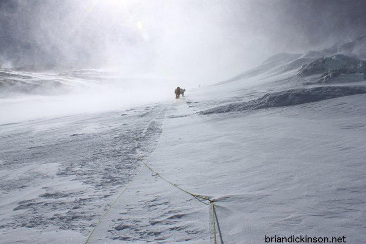 Rock Climbing Photo: Lhotse Face