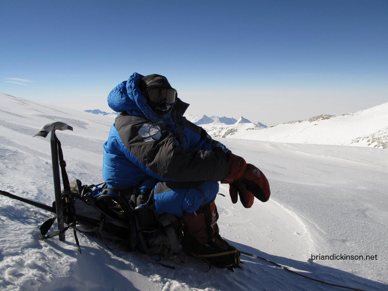 Rock Climbing Photo: Vinson Massif