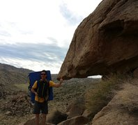 Rock Climbing Photo: Roof tested, Franco approved. Its not all slab in ...