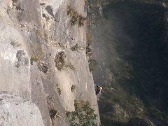 Rock Climbing Photo: Time Wave Zero. Potrero Chico, Mexico.