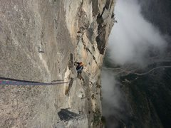 Rock Climbing Photo: Time Wave Zero. Potrero Chico, Mexico.
