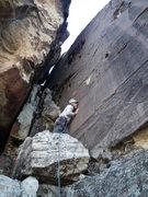 Rock Climbing Photo: Soooo tasty!