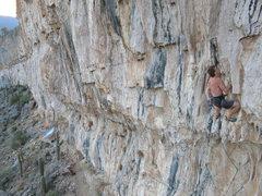 Rock Climbing Photo: Big Tufa