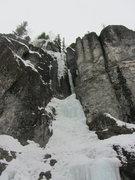 Rock Climbing Photo: Skykight area.