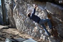 Rock Climbing Photo: Life is Good-lett