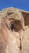 Rock Climbing Photo: Philip Volosov, 2/3/2015.