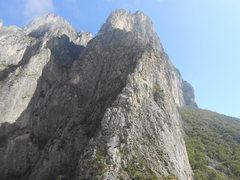 Rock Climbing Photo: From Voodoo Trance