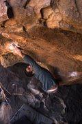 Rock Climbing Photo: Mousie Adame