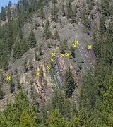 Rock Climbing Photo: Bookstore topo
