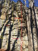 Rock Climbing Photo: Revised